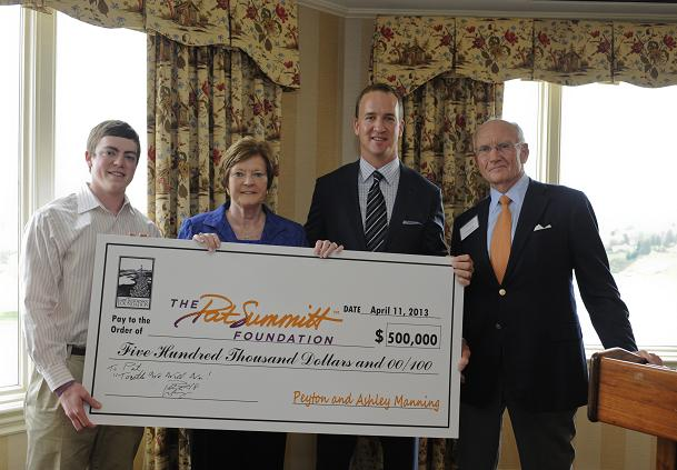 Photos from the Pat Summitt Foundation